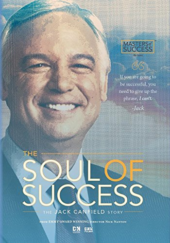 DVD : Soul Of Success: The Jack Canfield Story