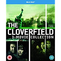 Cloverfield 1-3 Collection [Blu-ray]