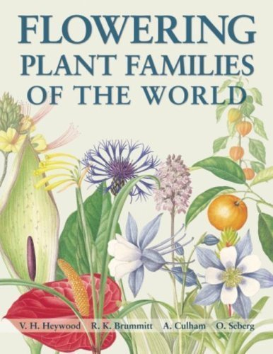 Flowering Plant Families of the World PDF