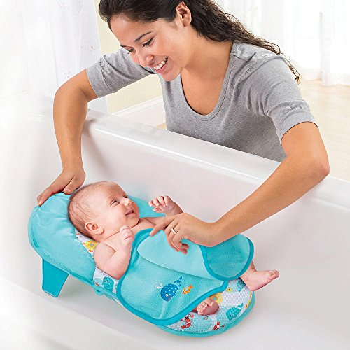 babies r us under the sea step by step bath tub with sling sea blue dealtrend. Black Bedroom Furniture Sets. Home Design Ideas