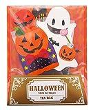 陶和ハロウィンティーバッグセットモンブラン(OR)かぼちゃ×オバケ