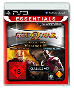 God of War, Vol. 2 (Chains of Olympus / Ghost of Sparta)