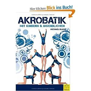 eBook Cover für  Akrobatik mit Kindern und Jugendlichen