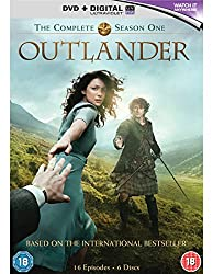 Outlander - Complete Season 1 [DVD]