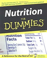Nutrition For Dummies by Carol Ann Rinzler