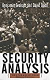 Security analysis (007141228X) by Graham, Benjamin amd Dodd, David