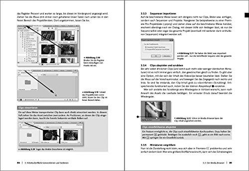 Adobe Premiere Pro CC: Schritt für Schritt zum perfekten Film – Videoschnitt, Effekte, Sound - 3