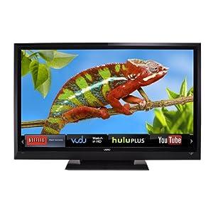 VIZIO E472VLE 47-Inch Class LCD HDTV with VIZIO Internet Apps (Black) (2012 Model)