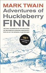 Adventures of Huckleberry Finn (Mark Twain Library)