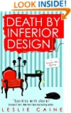 Death by Inferior Design (A Domestic Bliss Mystery series Book 1)