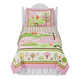 Product Image Circo® Love & Nature Quilt Set - Twin