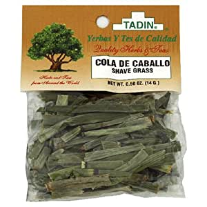 Amazon.com : Tadin Herbs & Tea, Cola De Caballo (Shave Grass), 0.5