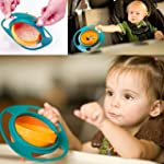 Vale� Baby Kid Gyro Bowl Dishes Non S...