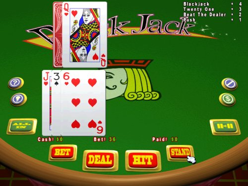 free blackjack download