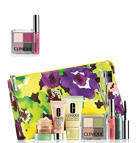 new-2015-clinique-9-pcs-makeup-skincare-gift-set-with-brush-kit-more-85-value