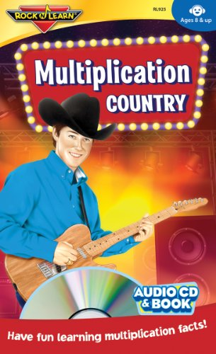 Rock 'N Learn: Multiplication Country