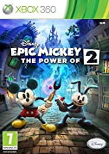 Disney Epic Mickey 2: The Power of Two XBox 360