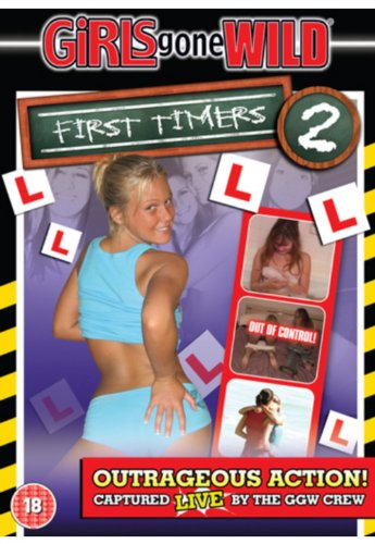 Girls Gone Wild - First Timers Vol.2 [DVD]