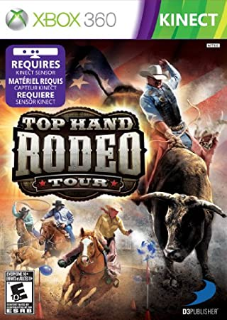 Top Hand Rodeo Tour for Kinect - Xbox 360
