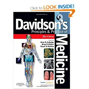 Davidson's Principles and Practice of Medicine 21st edition PDF