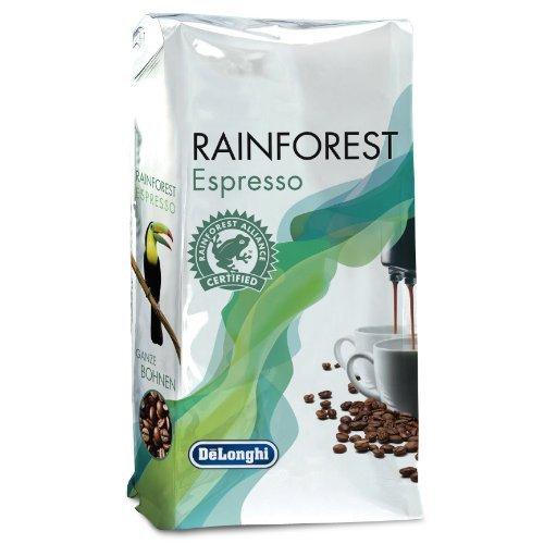 Delonghi Rainforest Espresso Kaffee