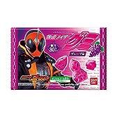 仮面ライダーグミ(グレープ味) 10個入 食玩・キャンデー (仮面ライダー)