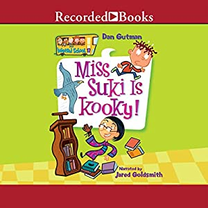 Miss Suki Is Kooky! Audiobook