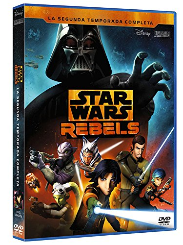Star Wars Rebels - 2ª Temporada [Non-usa Format: Pal -Import- Spain ]