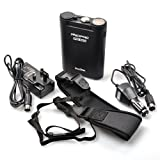 CPU control circuit high-quality Godox External Flash Power Battery Pack for Canon 580EX2, Nikon SB900, Sony HVL-F58AM, Olympus FL-50R, Metz, Nissin, Quantum, Black, UK