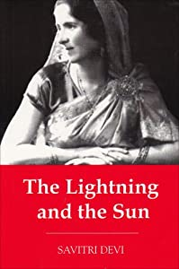 "Cover of ""The lightning and the sun"""