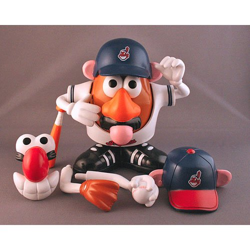 Buy Low Price Promotional Partners Worldwide MLB Cleveland Indians Mr. Potato Head Figure (B000YD8HWQ)