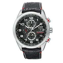 Đồng Hồ Nam Citizen AT8030-18F Eco-Drive Limited Edition World Chronograph A-T Watch