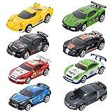 Coke Can Mini RC Radio Remote Control Micro Racing Car Toy