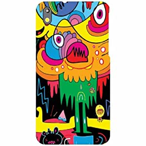 Printland Phone Cover For HTC Desire 816G