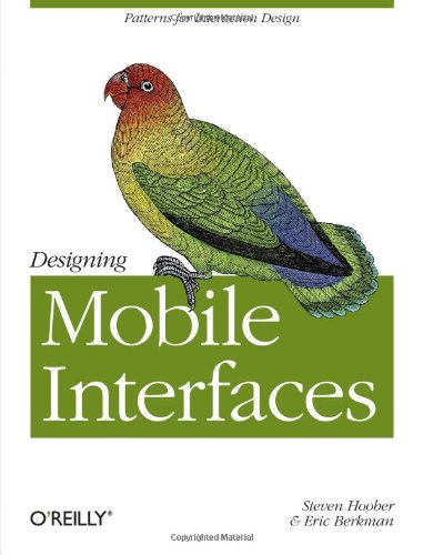 Designing Mobile Interfaces 1449394639 pdf