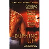 Burning Up (Berkley Sensation) ~ Angela Knight