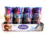 Disney Frozen Rollips Mexican Liquit Candy Blackberry Flavor 12 pcs