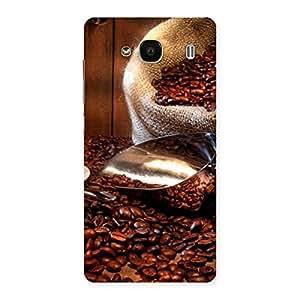 Ajay Enterprises Beans of cofie Back Case Cover for Redmi 2 Prime