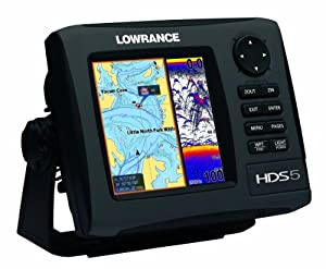 Lowrance HDS-5 Gen2 Lake Insight Transducer by Lowrance