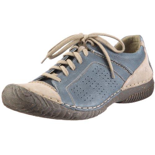 Josef Seibel Men's Stanton Blue Combi Lace Up 50160 6 UK