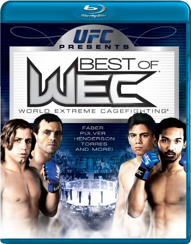 UFC Presents: The Best of WEC [Bluray]