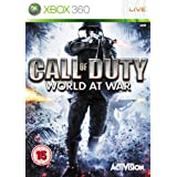 Call of Duty: World at War (Xbox 360)by Activision