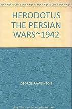 HERODOTUS THE PERSIAN WARS~1942