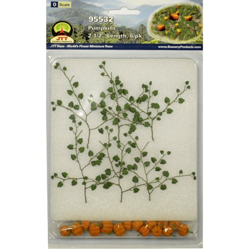 JTT Scenery Products Gardening Plants Series: Pumpkins, 2.5""