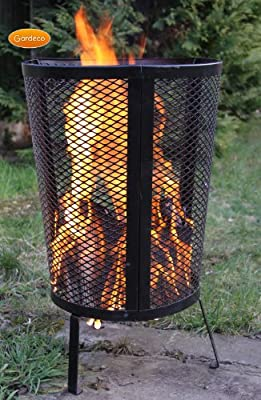 Large Mesh Garden Incinerator 80cm X 50cm by UK-Gardens