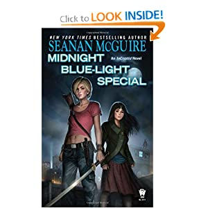 Midnight Blue-Light Special: An Incryptid Novel by