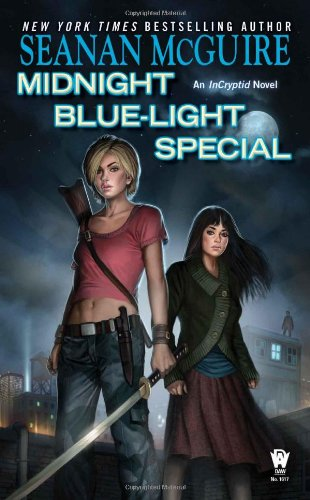 Image of Midnight Blue-Light Special (InCryptid)
