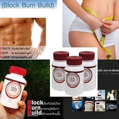 BBB Weight Loss Fat Burner Diet Slimming Supplement 30 Capsx3 Bottles
