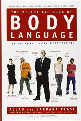 The Body Language Of Love By Allan Pease And Barbara Pease 3