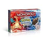 Winning Moves 44116 - Monopoly: Pokémon - Kanto Edition